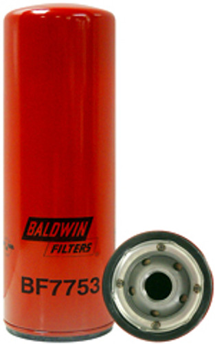 c88ee8f4 BF7753 Baldwin Fuel Filter replaces Caterpillar 1R0762 Replaces ...