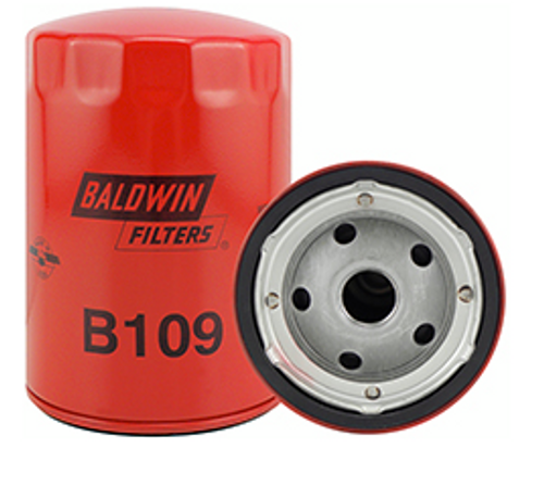 B109 Baldwin Oil Filter Replaces GMC 94428931