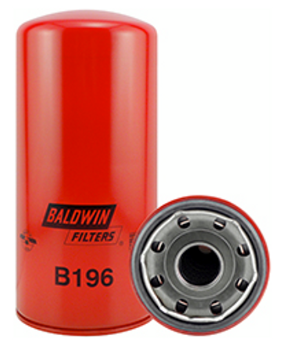 B196 Baldwin Oil Filter Replaces Fleetguard LF670SC
