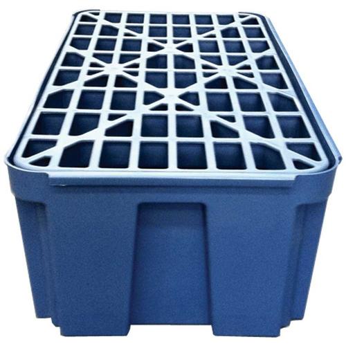 DK1018 STM 2 Drum Modular Spill Containment Pallet