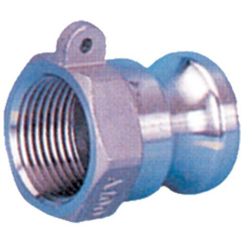 "STPC20AAL STM 20mm (3/4"") Aluminium Type A Camlock"