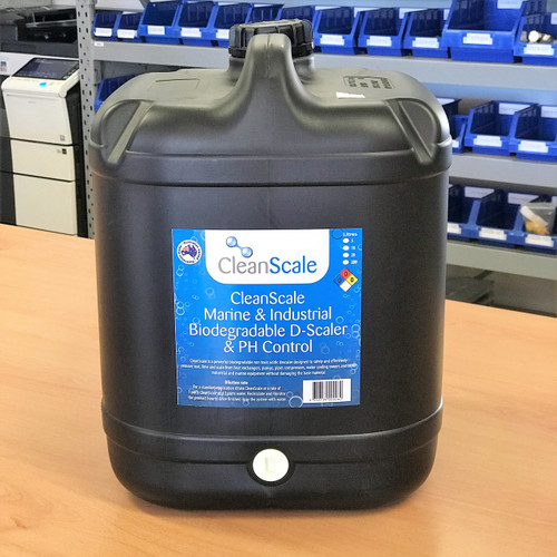 CleanScale Marine & Industrial Biodegradable D-Scaler 20L