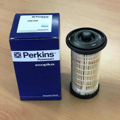 4461492 Perkins Fuel Filter; Genuine Perkins Powerpart