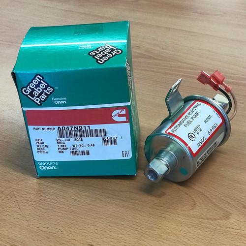 A047N911 Onan Fuel Pump; Electric Fuel Pump