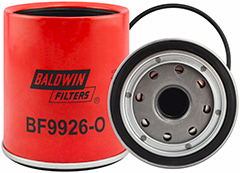 BF9926-O Baldwin Fuel/Water Separator Spin-on with Open Port for Bowl  Replaces Yanmar 12065055020