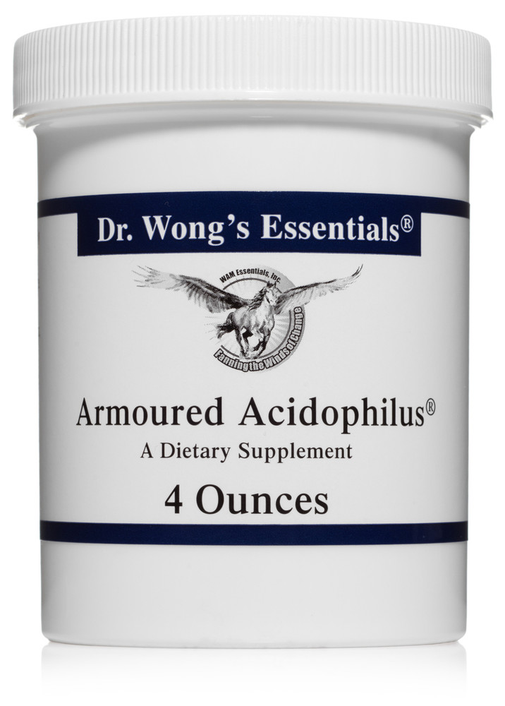 Armoured Acidophilus®: 4 ounces