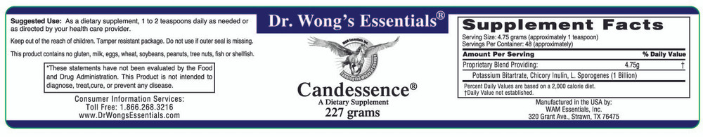 Candessence label