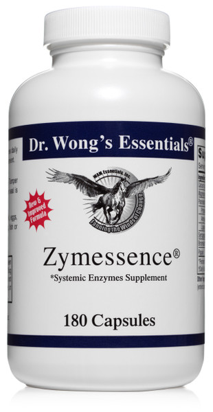 Zymessence® Systemic Enzyme Blend: 180 capsules