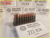 223 55 gr FMJ AR15 Red Army Standard Ammunition -  200 Rounds