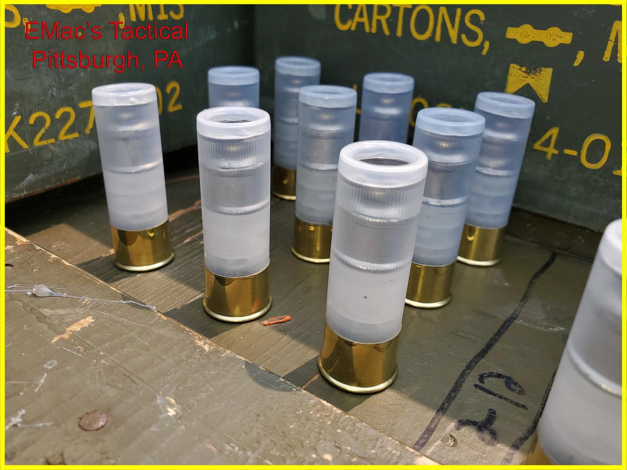 Exotic Armor Piercing 12 Gauge Shotgun Shells - Ammunition