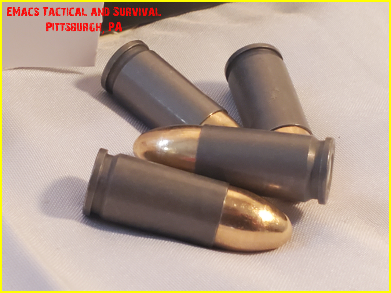 9MM 115gr Red Army Standard Ammunition 50 rounds 1x Box