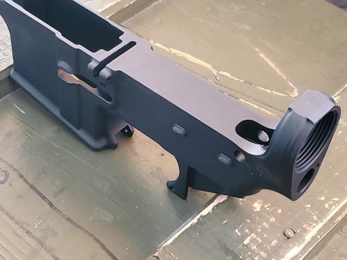 Premium Anodized Billet AR-15 80% Lower. NO FFL, Direct to your door!