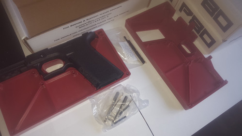 PF940v2™ 80% Full Size Frame Kit - Black NO FFL, Direct to your door! Glock