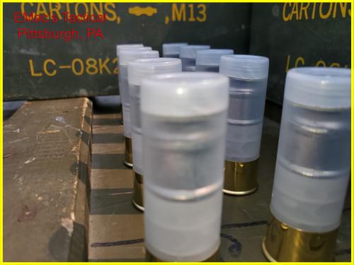 Exotic Exploding 12 Gauge Shells - Ammunition