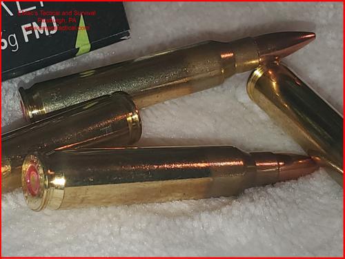 223 Brass Igman 500 Rounds Ammunition