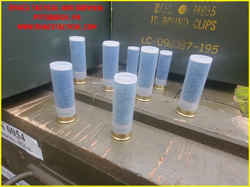 Exotic LEO Bean Bag 12 Gauge Shotgun Shells - Ammunition