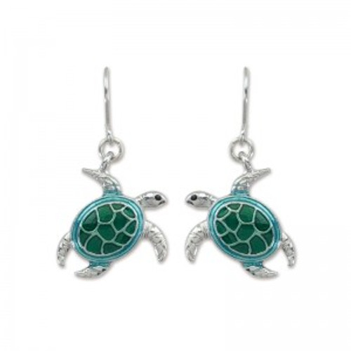 1262405c5 Periwinkle by Barlow Starfish Flip-flop Earrings.  11.99. Periwinkle by  Barlow Turtle Earrings