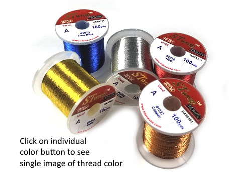 Hitena Metallic Nylon Rod Wrapping Thread