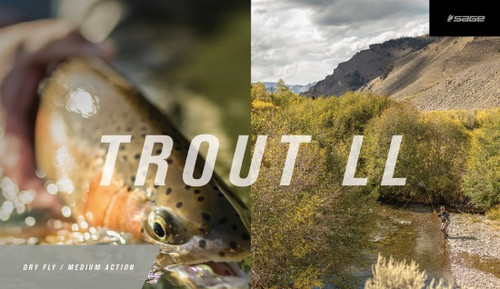 Sage Trout LL Blanks