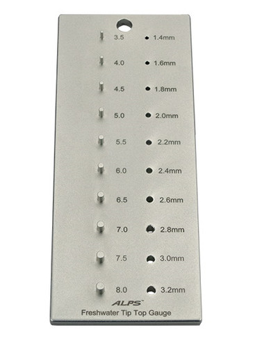 ALPS Aluminum Tip Top Gauge