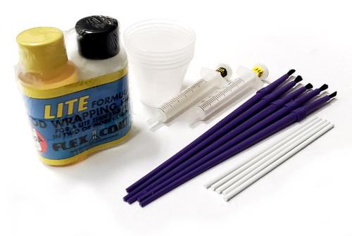 Flex Coat Rod Finish – Lite Super Kit