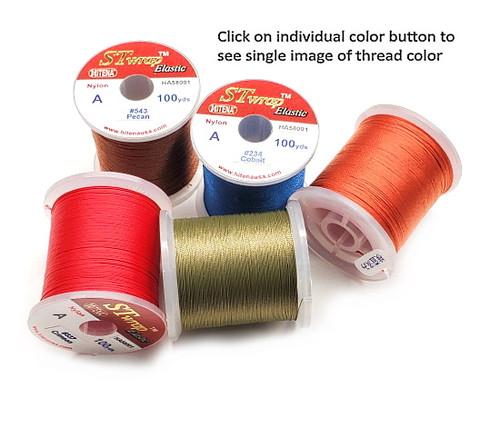 Hitena Translucent Nylon Rod Wrapping Thread