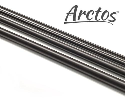 Arctos 'Natural Matte Gray' 4pc Fly Rod Blanks