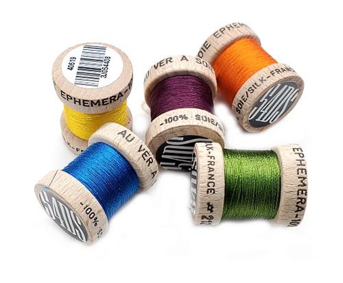 Ephemera 100% Pure Silk Thread
