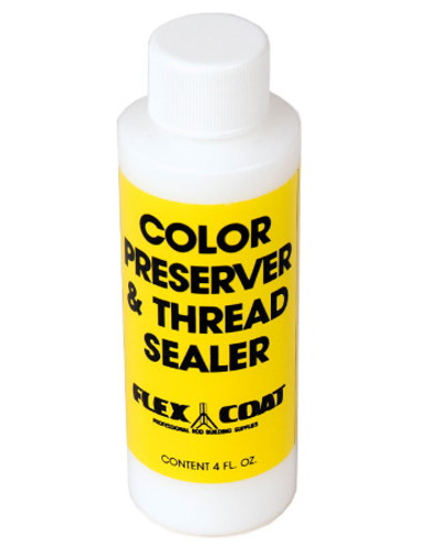 This strong, non-yellowing color preserver provides great penetration and color retention. Flex Coat Color Preserver