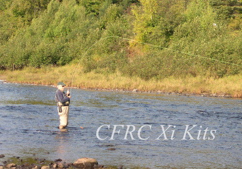 Fly Rod Crafters Xi 4pc Ready-To-Wrap Kits