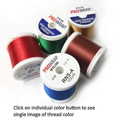 Pro Wrap nylon rod wrapping thread