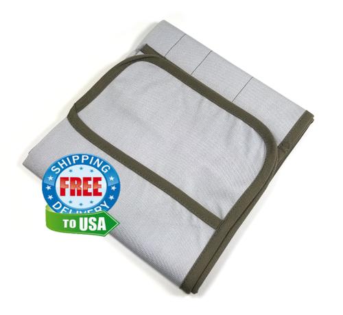 Bamboo 3pc 2tip (3/2) Classic Cloth rod sock