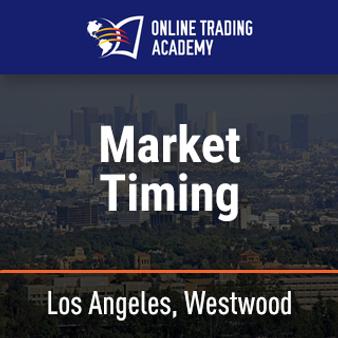 Market Timing - Los Angeles - Westwood, CA