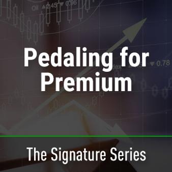 Signature Series: Pedaling for Premium - Online
