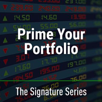 Signature Series: Prime Your Portfolio - Online
