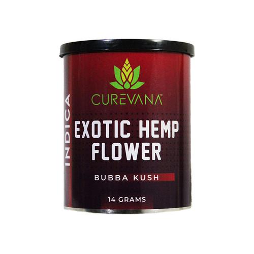 Curevana Exotic Hemp CBD Flower (14 Grams)
