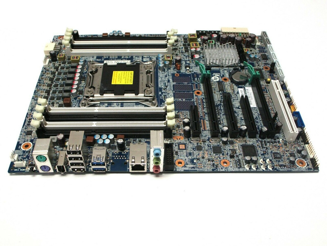 708615-001 HP Z420 WorkStation Xeon MotherBoard