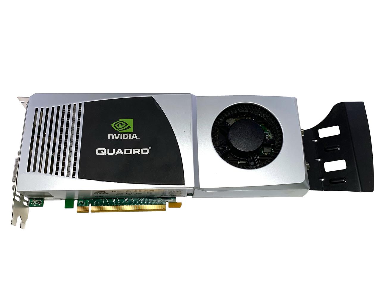 HP NVidia Quadro FX 4800 1.5GB PCI-E x16 DVI-I Port Graphics Card