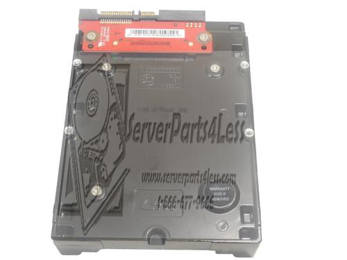 HP 683543-001 HP 250GB 10K SATA 3.5 NHP Frame Raptor HDD