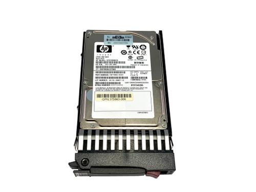 72GB hot-swap Dual-Port FC HD