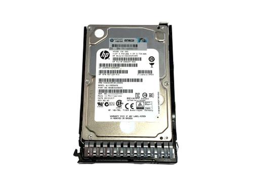 10000 rpm HEWLETT-PACKARD 450 GB 2.5 Internal Hard Drive SAS Hot Pluggable 652572-B21 //