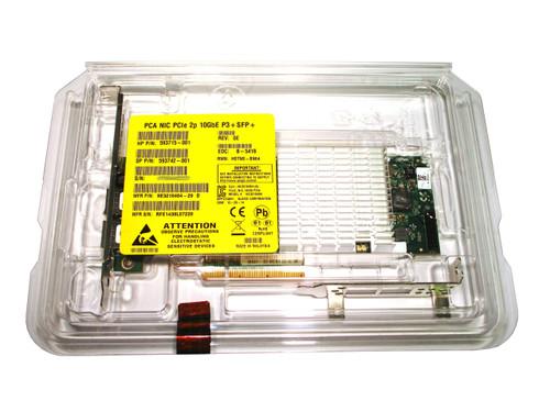 LOW PROFILE Bracket for HP NC523SFP 593717-B21 593742-001 593715-001 US