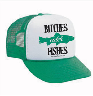 *NEW* BCF Foamie Trucker- Kelly Green