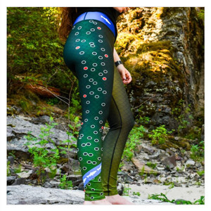 Brown Trout Leggings-RRH/PV