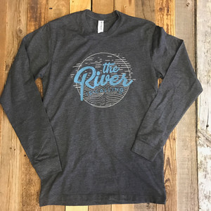 The River is Calling Long Sleeve Tee