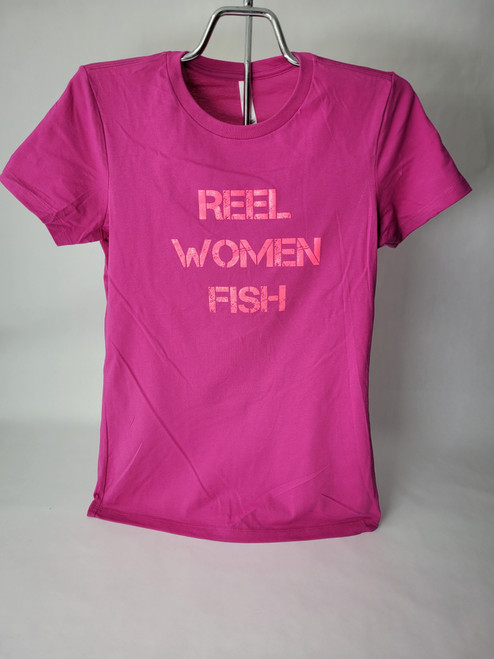 Breast Cancer Awareness Pink Slim Fit Tee