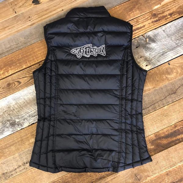 Bighorn Packable Down Vest - Black
