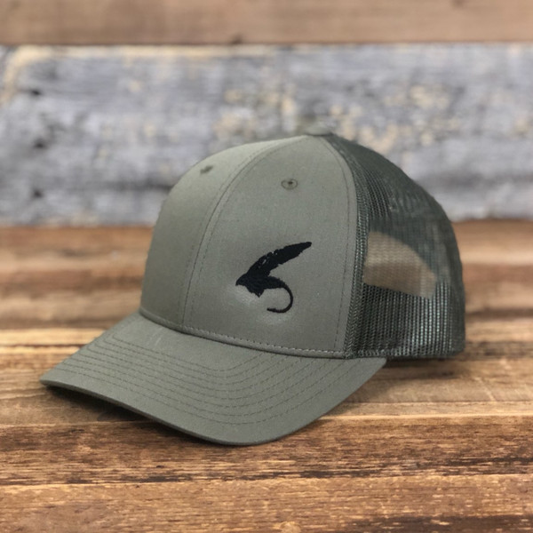 The Basics- Fly Trucker- Olive