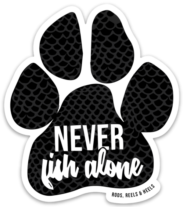 **New** PAW Sticker