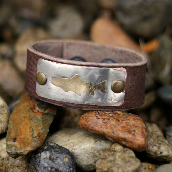 **NEW** The Trout Creek Cuff